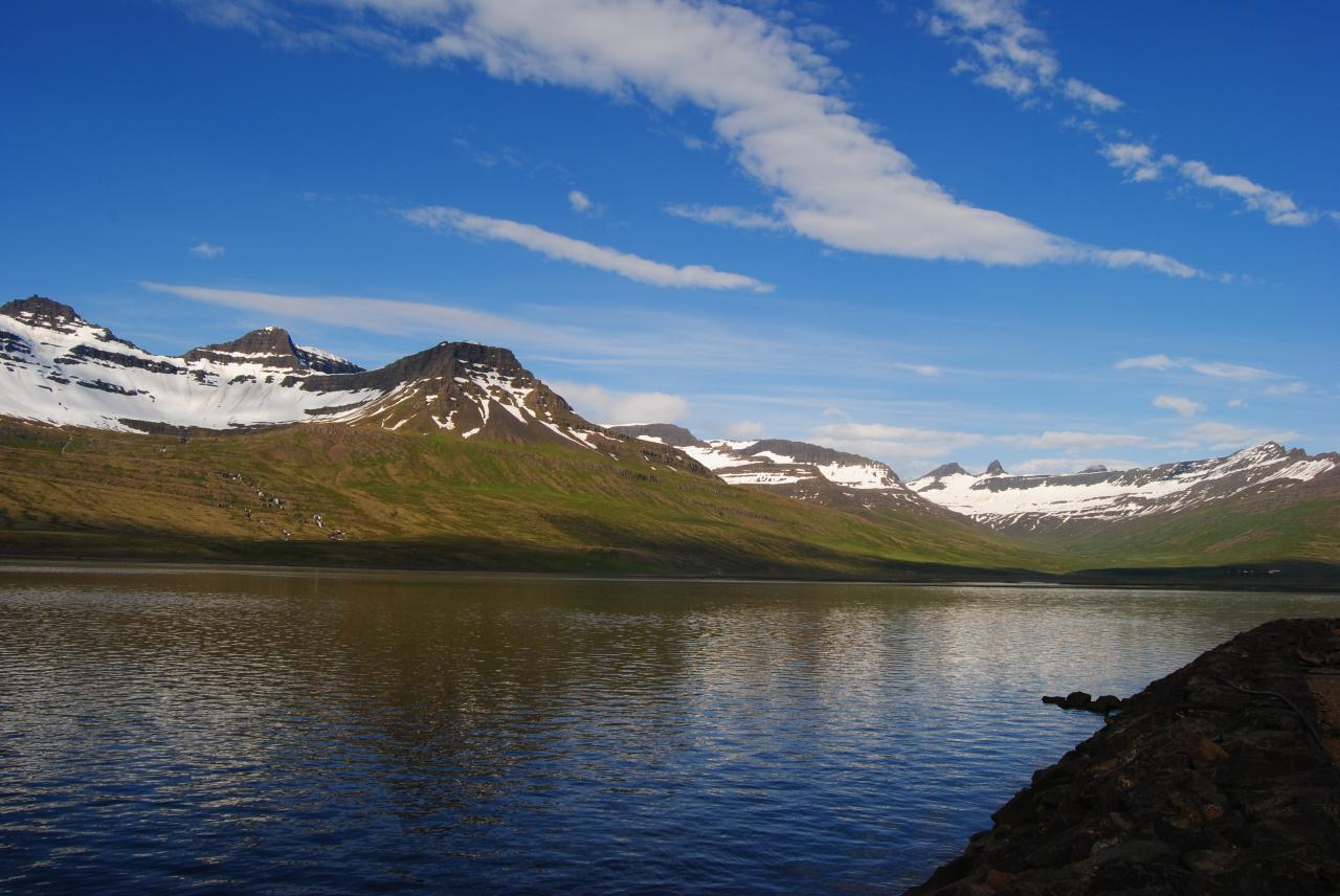 207 Faskrudfjordur
