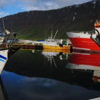 390 Port d'Isafjordur