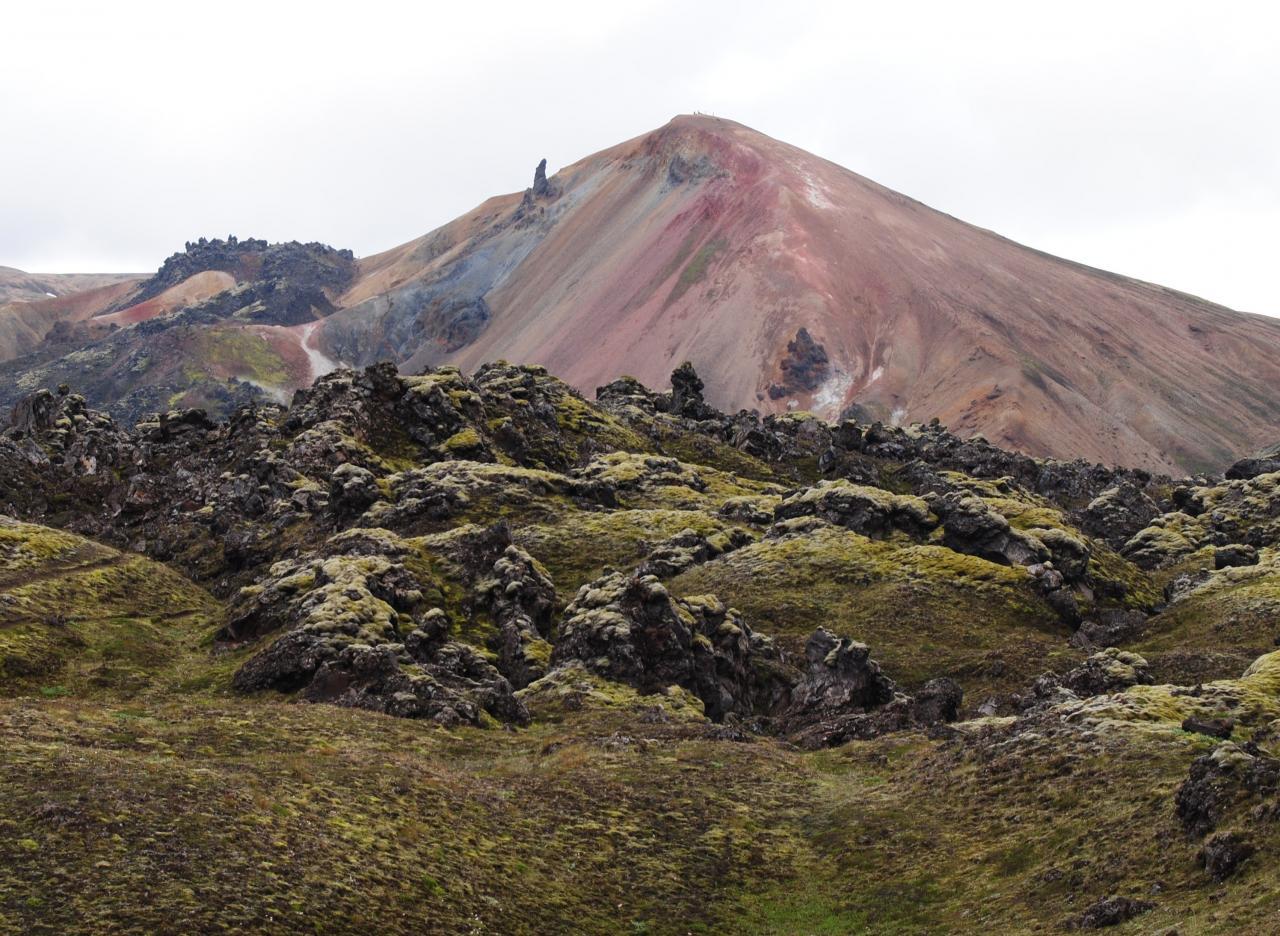 519 Landmannalaugar , le Brennisteinsalda