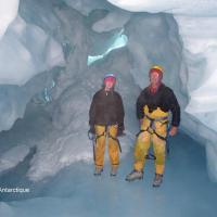 Antarctique crevasse 2a