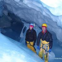 Antarctique crevasse 5