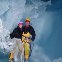 Antarctique crevasse 7