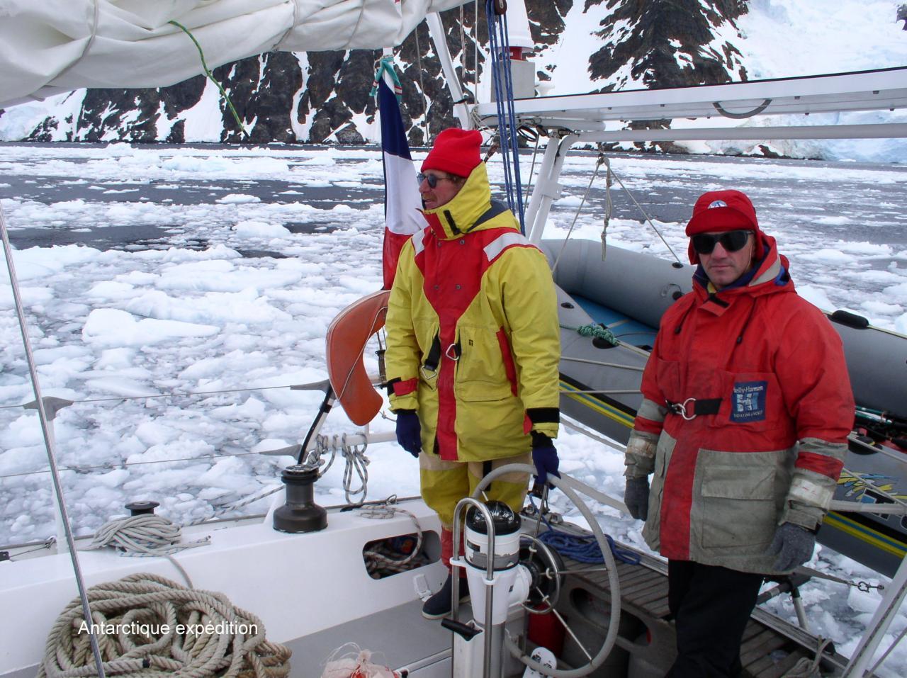 Antarctique expedition 1