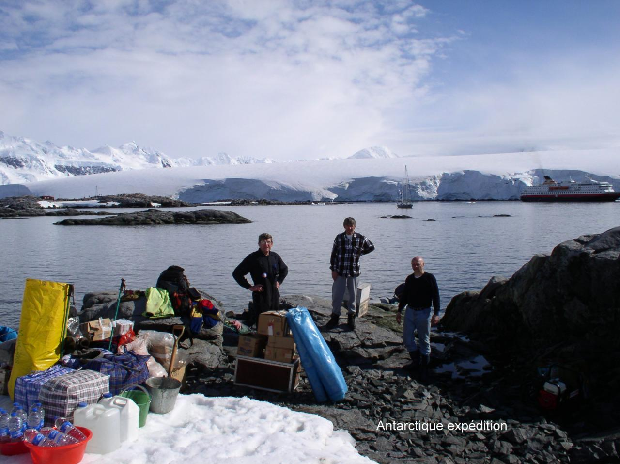 Antarctique expedition 2