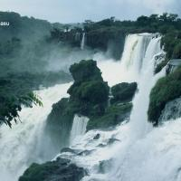Brésil chutes Iguasu4