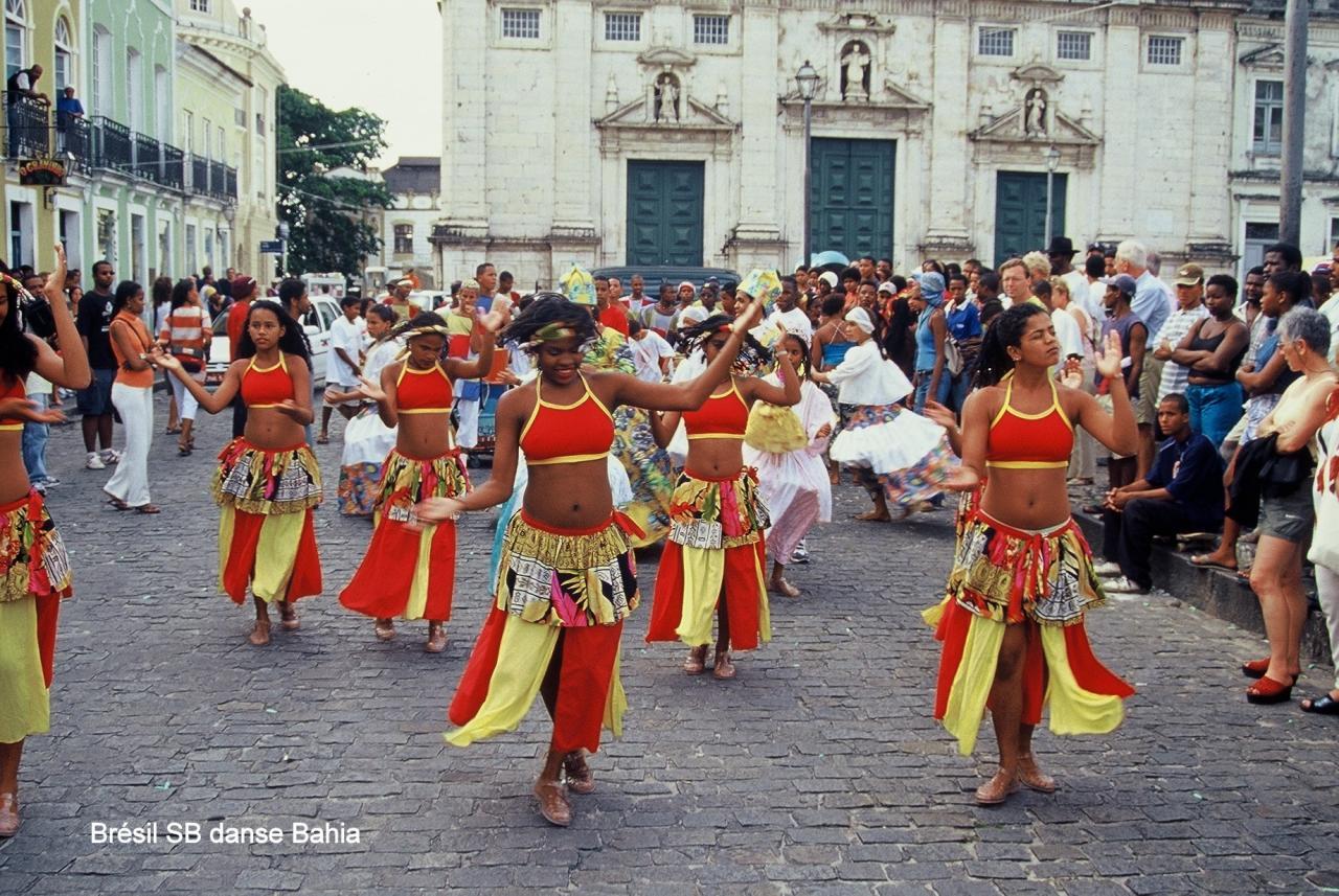 Brésil SB Danse Bahia
