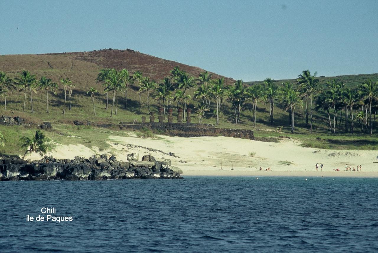 Chilli Ile de Pâques 1