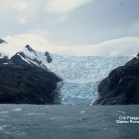 Chilli Patagonie Glacier Romanche