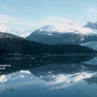 Chilli Patagonie glacier