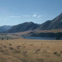 NZ Paysage ile sud NZ
