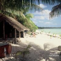 Polynésie Faré Mopélia