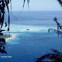 Polynésie lagon